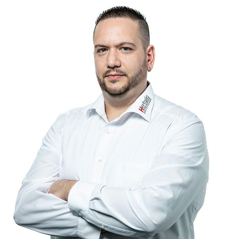 Maurizio Meschiari – stellv. Betriebsleitung Elbinger Straße