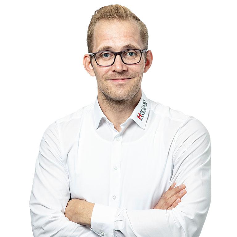Niklas Reuter – Vertrieb